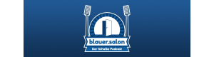 Blauer Salon Logo