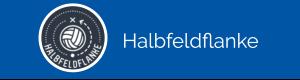 Halbfeldflanke Logo
